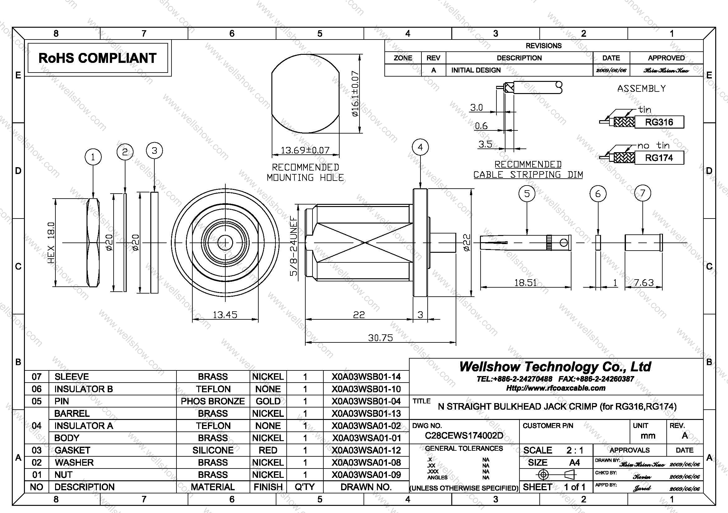 cable sma connector dimensions cable wiring diagram free