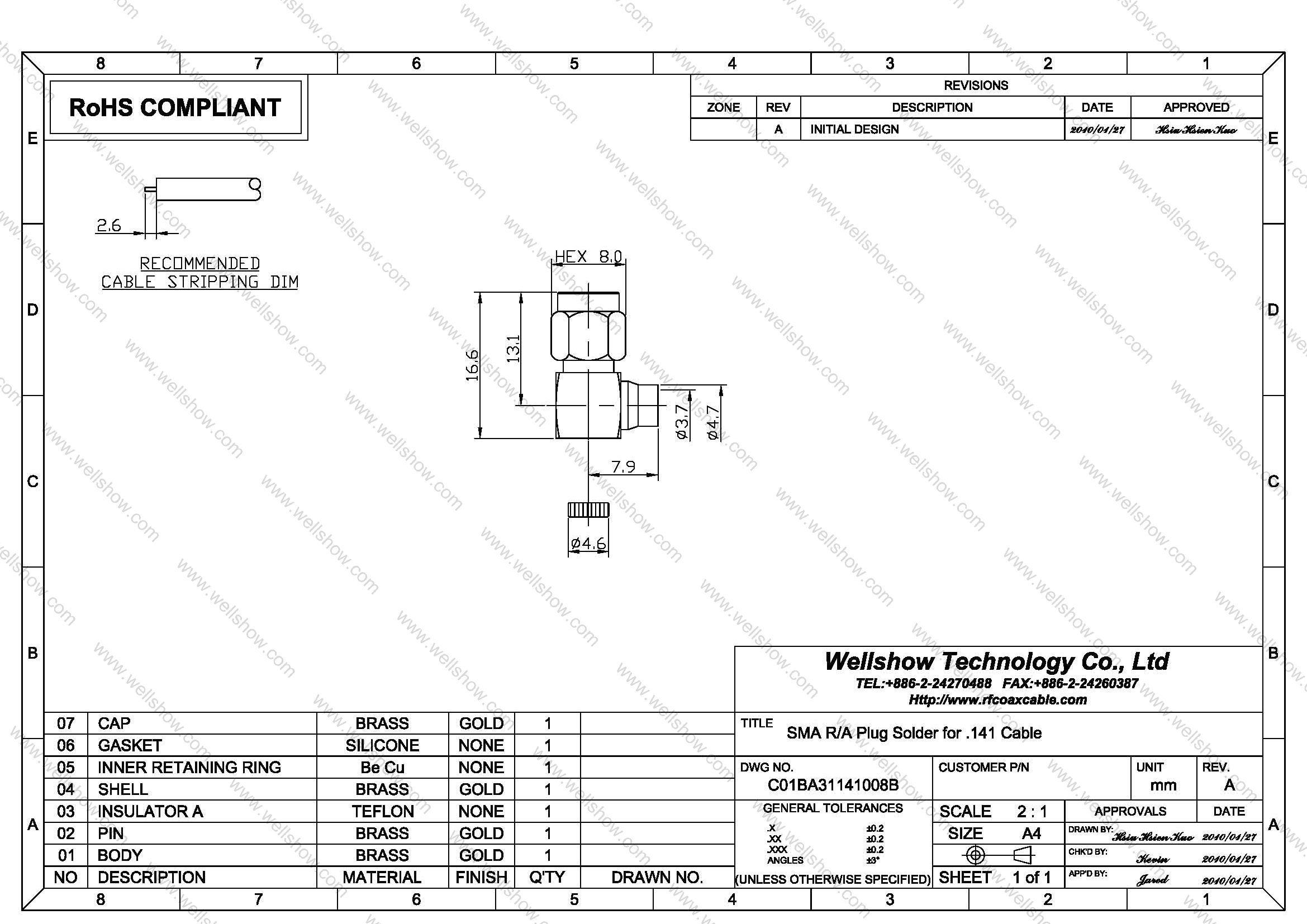 Sma Wiring Diagram Trusted Connector House Symbols U2022