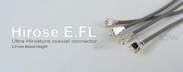 Hirose E.FL Connector