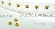 IPEX MHF SMT Receptacle