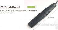 AG002 GSM Dual-Band Antenna Glass Mount