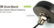 AP006 GSM Dual-Band Outdoor Antenna Screw Mount