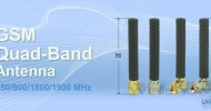 AR001 GSM Quad-Band Stubby Antenna