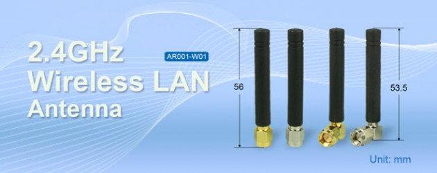 AR001 External 2.4G WiFi Antenna