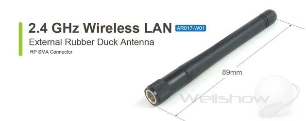 AR017 External 2.4G WiFi Antenna
