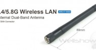 AR017 External 2.4/5.8G WiFi Antenna