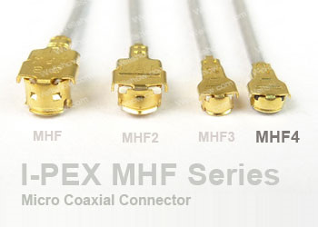 Ipex Mhf4 Mini Coax Connector Wellshow Rf Connector Rf