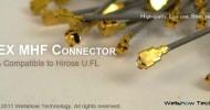 IPEX MHF Mini Coax Connector
