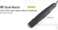 AG002 GSM Dual-Band Antenna Glass Mount